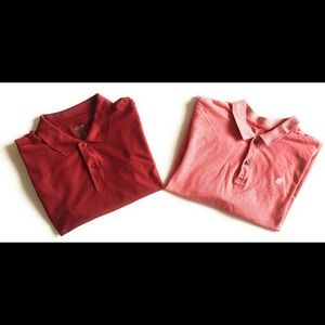 Other - Men's 2 shirt bundle, izod & banana republic, xl